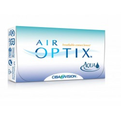Air Optix (3 leče)